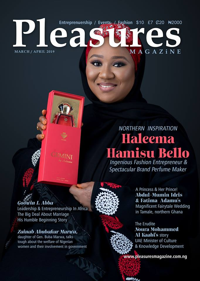 haleema pleasure magazine