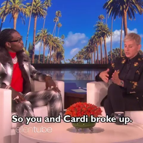 Offset reveals his Reasons for making Public Apologies to Cardi B & it's not what you Think | Watch