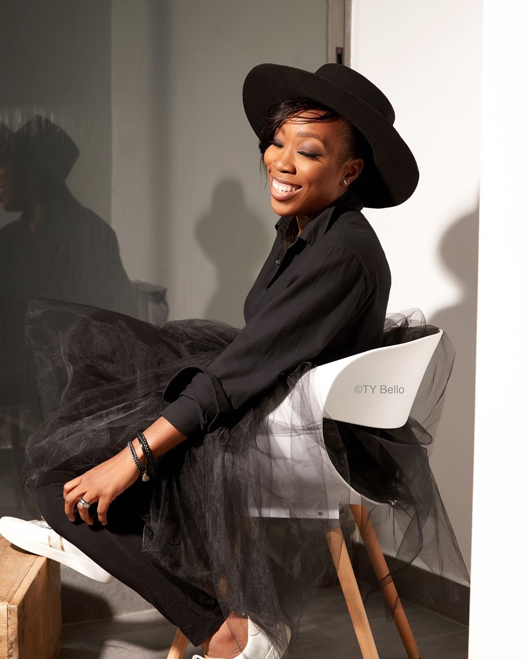 TY Bello celebrates Ema Emem at 40 -BellaNaija