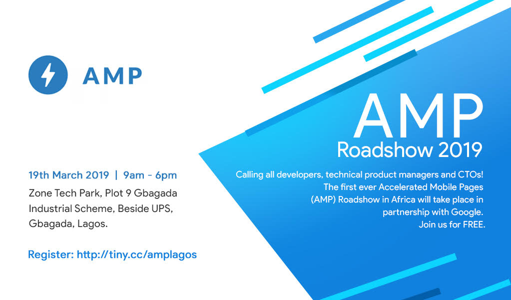Calling All Publishers, Developers & Techies! Google is Holding FREE AMP Training March 19th