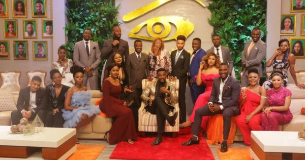 "Tuesday's #BBNaija ""Double Wahala"" Reunion Show had Drama, Drama & Drama 