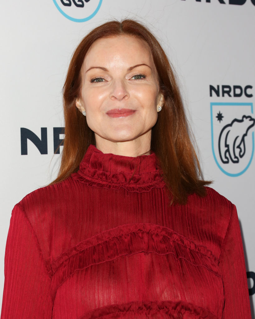 "Marcia Cross Opens up On Battle with Anal Cancer: ""I want to help put a dent in the stigma"""