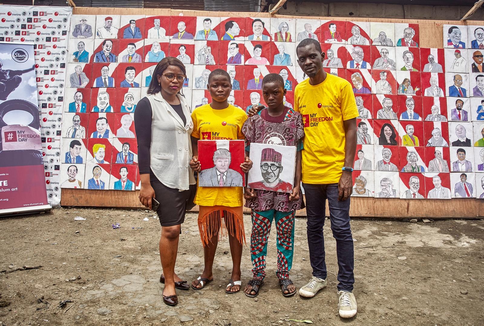 CNN #MyFreedomDay Shines New Light On Nigerian Slum Kids | Watch