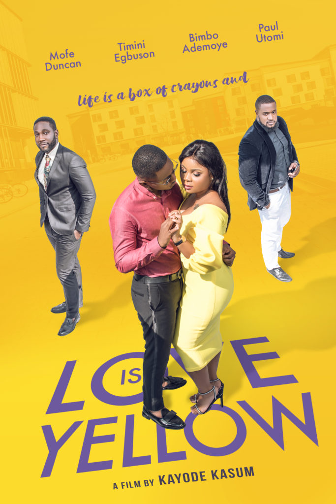 Image result for love is yellow