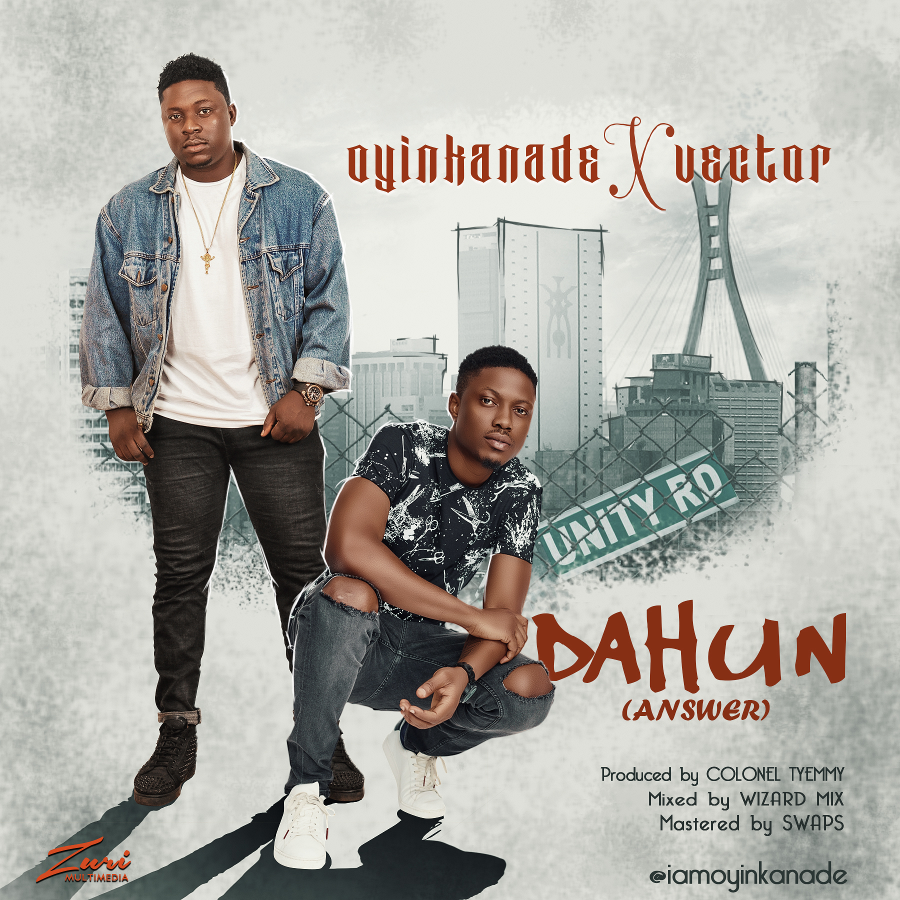 New Music: Oyinkanade feat. Vector – Dahun