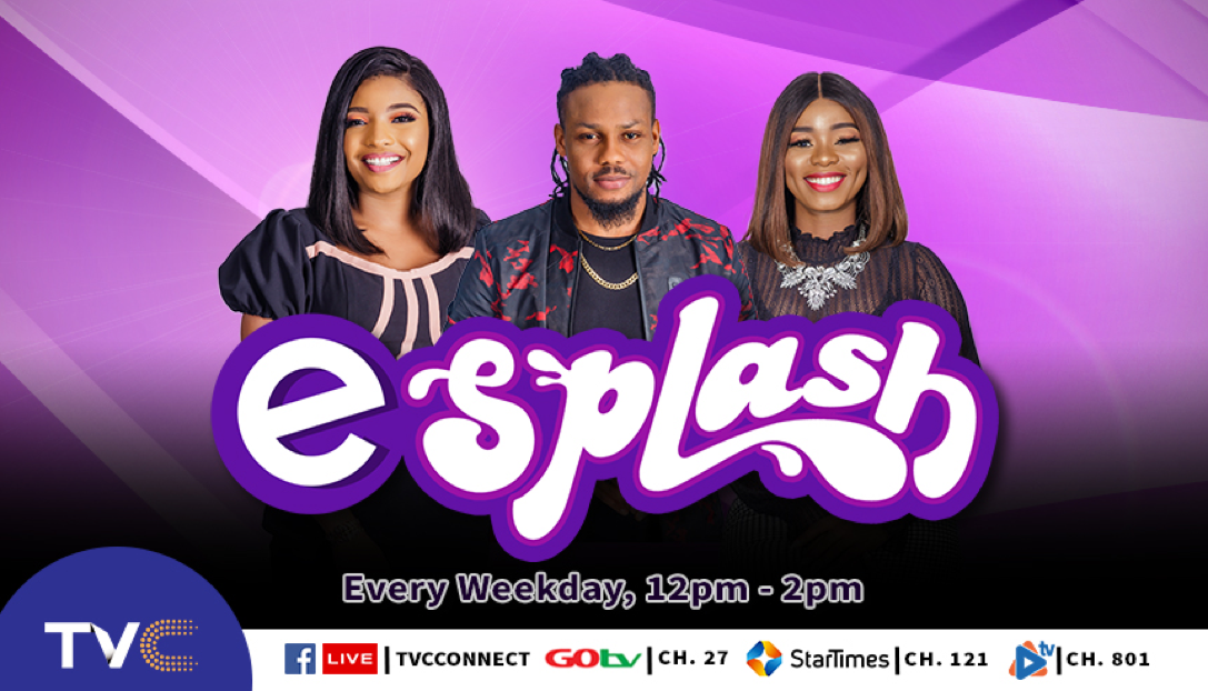 Meet the New Hosts Of Entertainment Splash Show on TVC