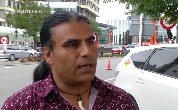 New Zealand shooting: Survivor recounts confronting suspected shooter