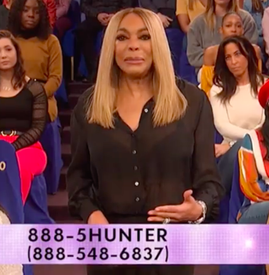 Wendy Williams Tearfully Discloses She's Been Living in a Sober House