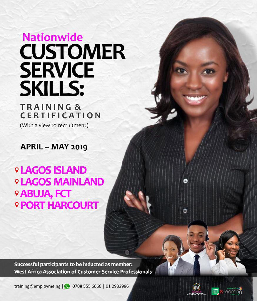 Nationwide Customer Service >> Nationwide Customer Service Skills Training Certification