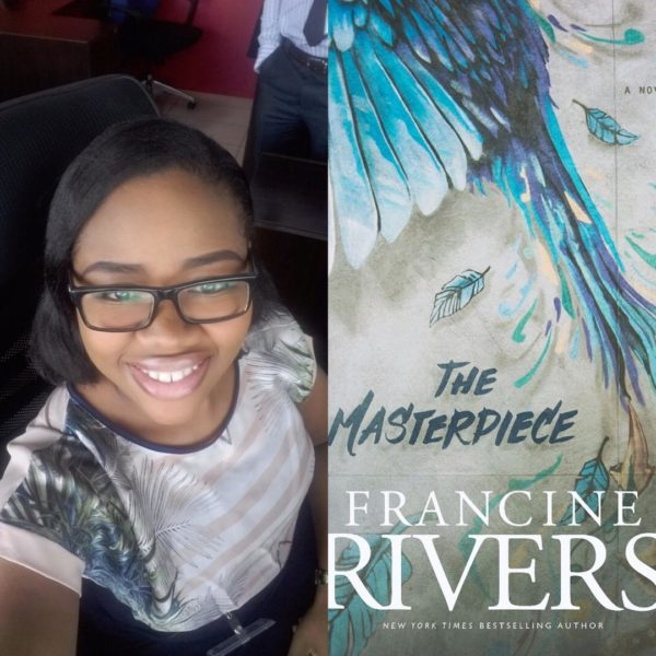 Blessing is a BellaNaiijarian Reading Francine Rivers' The Masterpiece
