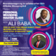 Ali Baba Set to Share Secrets of His Sustained 30 Years Industry Leadership at Personal Branding Masterclass April 3rd