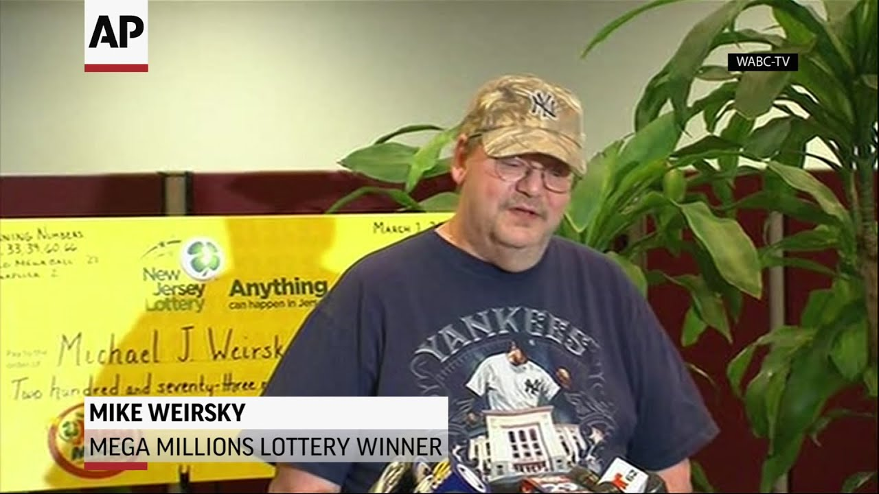 $279M lotto winner's ex-wife doesn't want him or his money