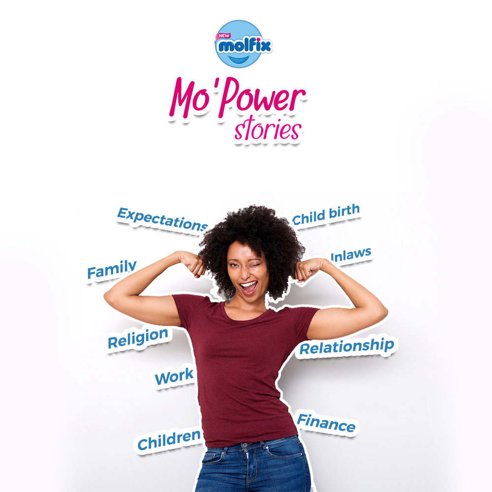 Molfix Is Calling All Mothers To Share Their Inspiring Stories In The Mo'Power Stories Contest