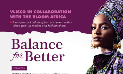 vlisco Vlisco in collaboration with The Bloom Africa