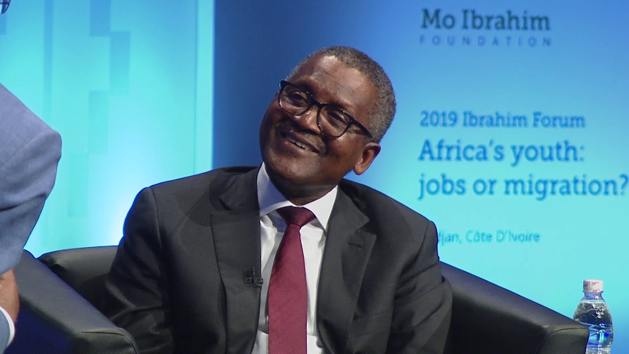 For the 9th Year in a Row, Dangote is the Richest Person in Africa | BellaNaija