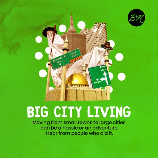 Expressways, Nightlife & Big Cars: Doyin shares her Osogbo to Abuja Big City Living Story