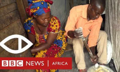Congo Men Share their Opinions on Masculinity & Sexual Abuse with BBC   WATCH