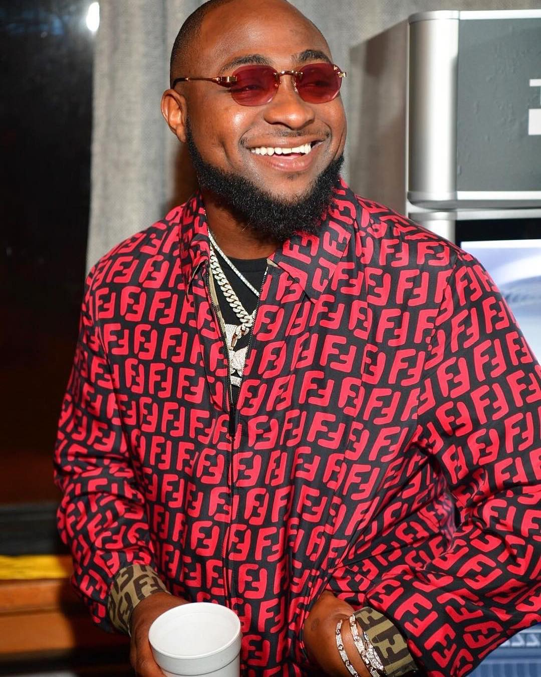 Davido is Going Phone-less for the Next Month & If you want to Reach