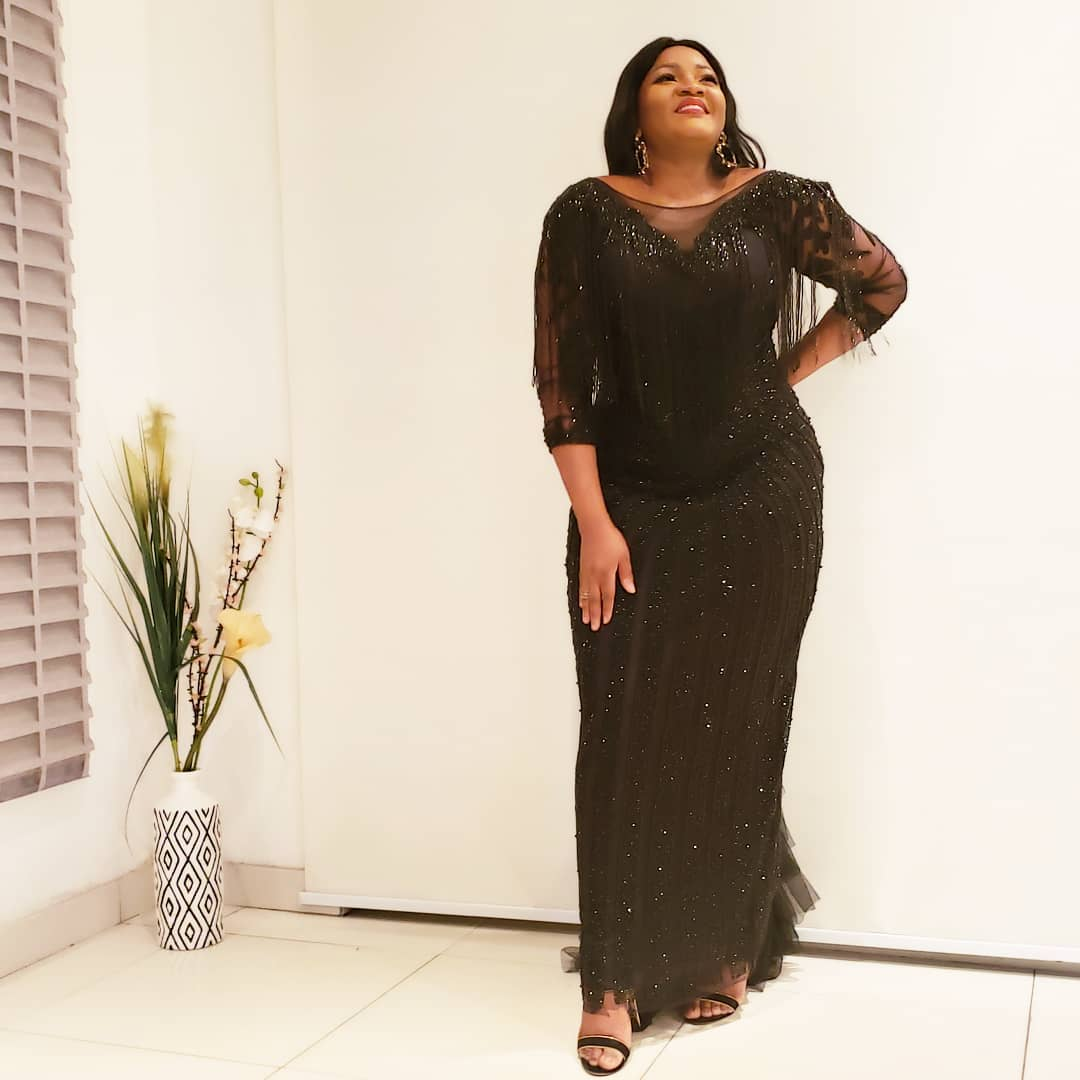 Agbani Darego, Mo Abudu, Omotola Jalade-Ekeinde, Toke Makinwa spotted at the 2019 UBA CEO Awards | First Photos