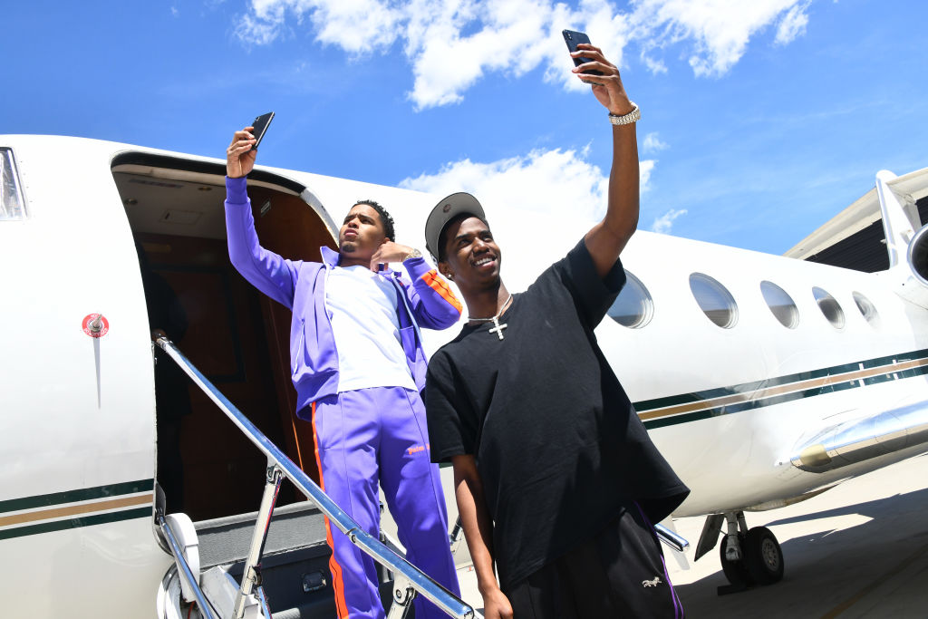 About that Luxury Life! Here's How Diddy's Sons Christian