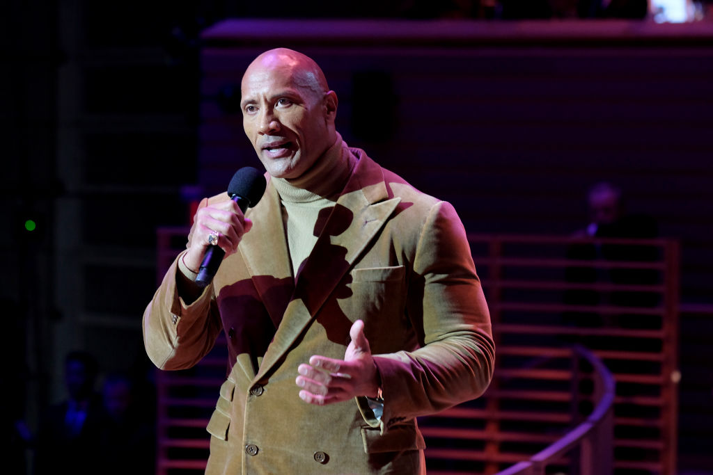 """Dwayne """"The Rock"""" Johnson named Forbes Highest paid Actor for 2019 