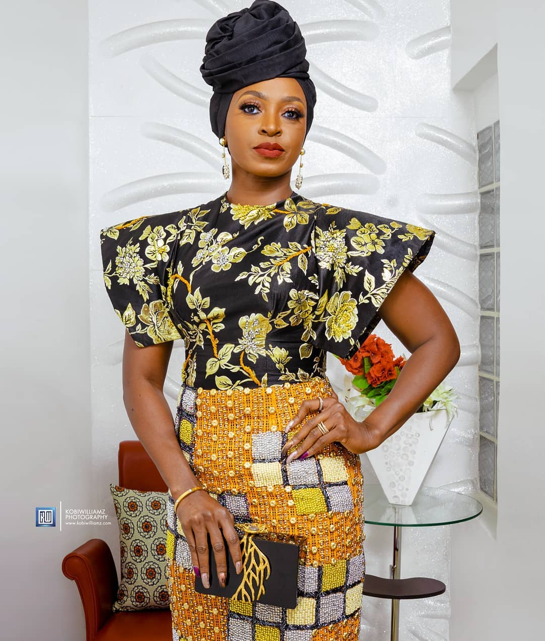 We ❤ these New Stunning Photos of Kate Henshaw - BellaNaija
