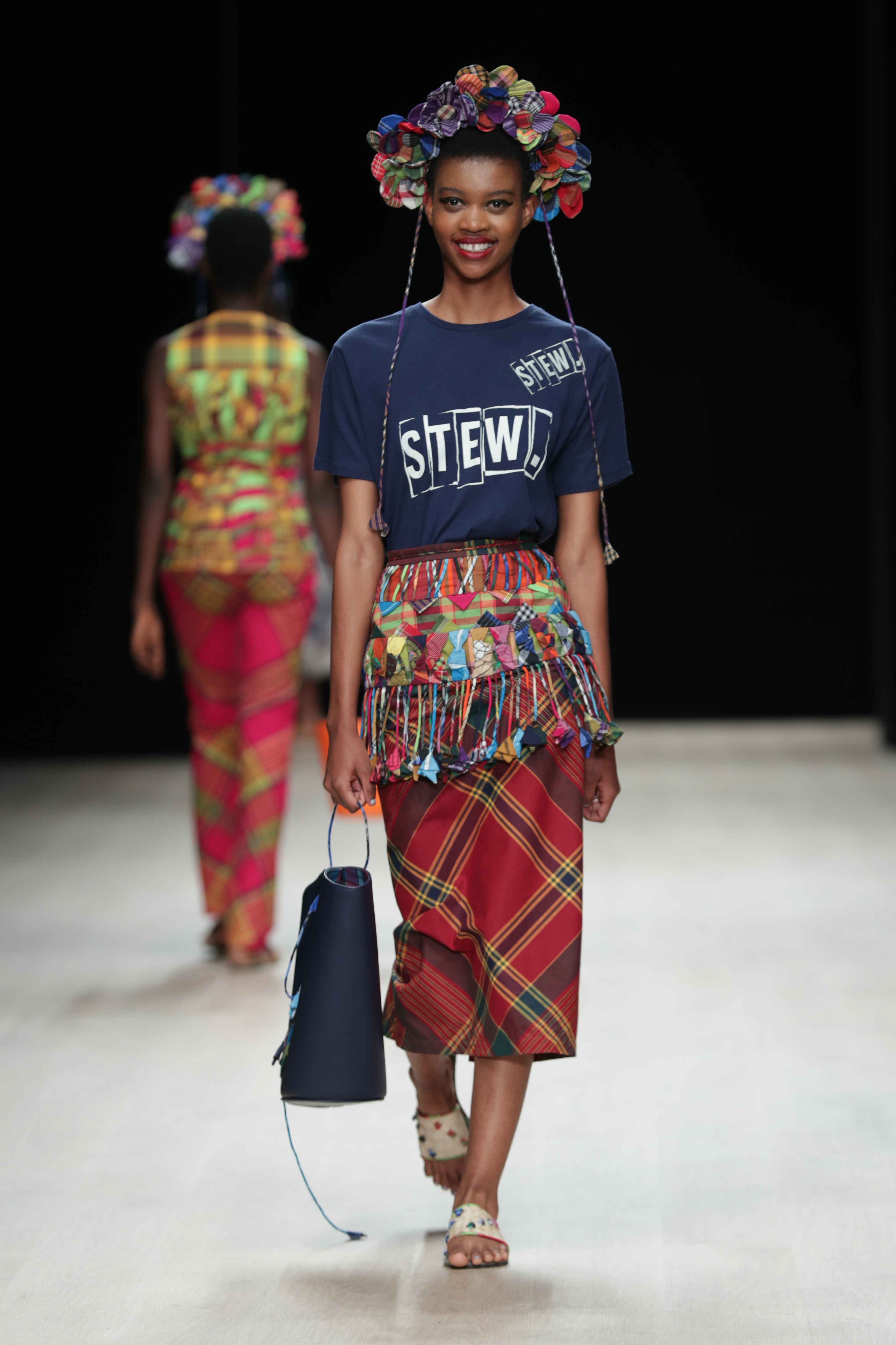 ARISE Fashion Week 2019 – Runway Day 3: Ituen Basi