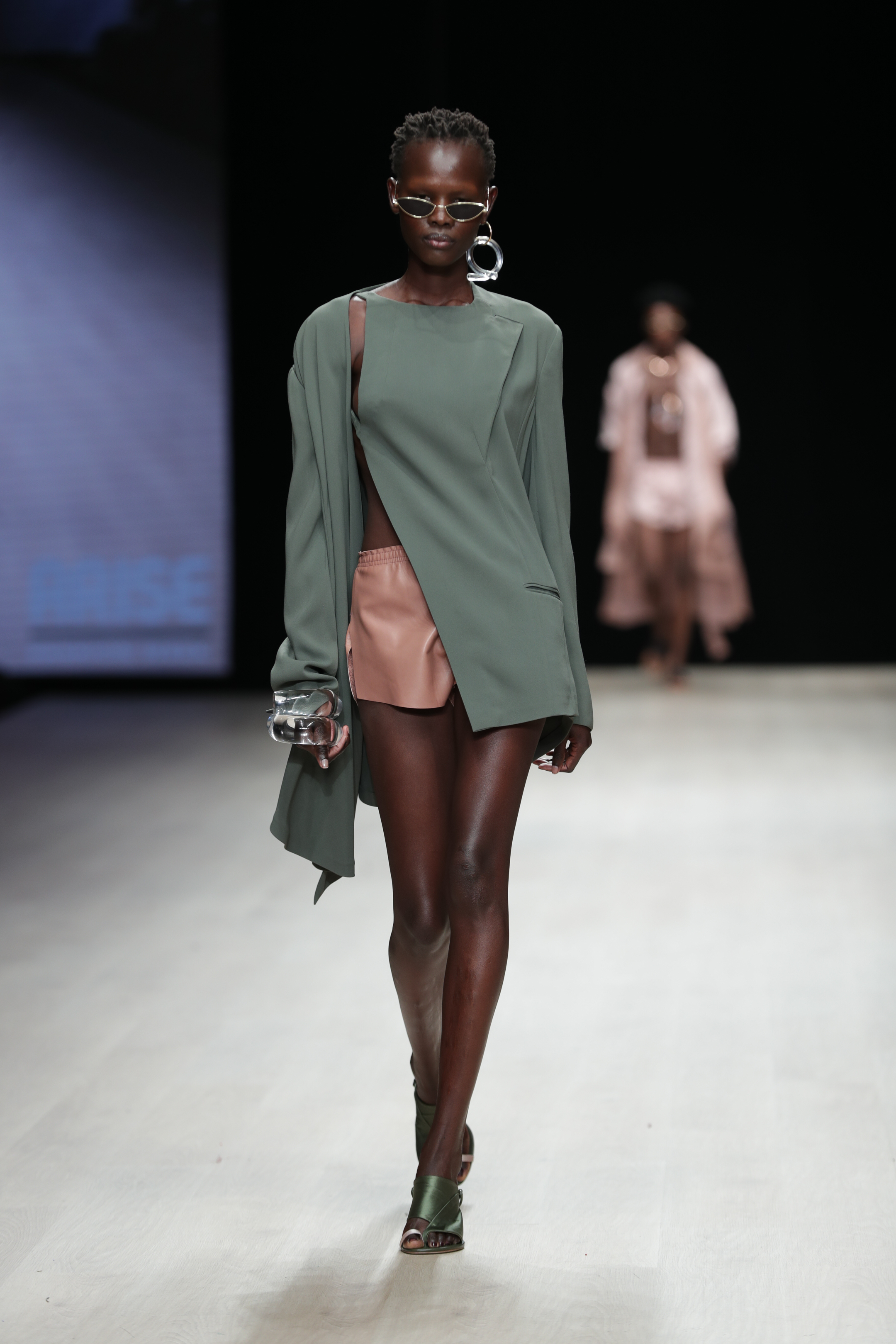ARISE Fashion Week 2019 – Runway Day 3: Esteban Cortazar