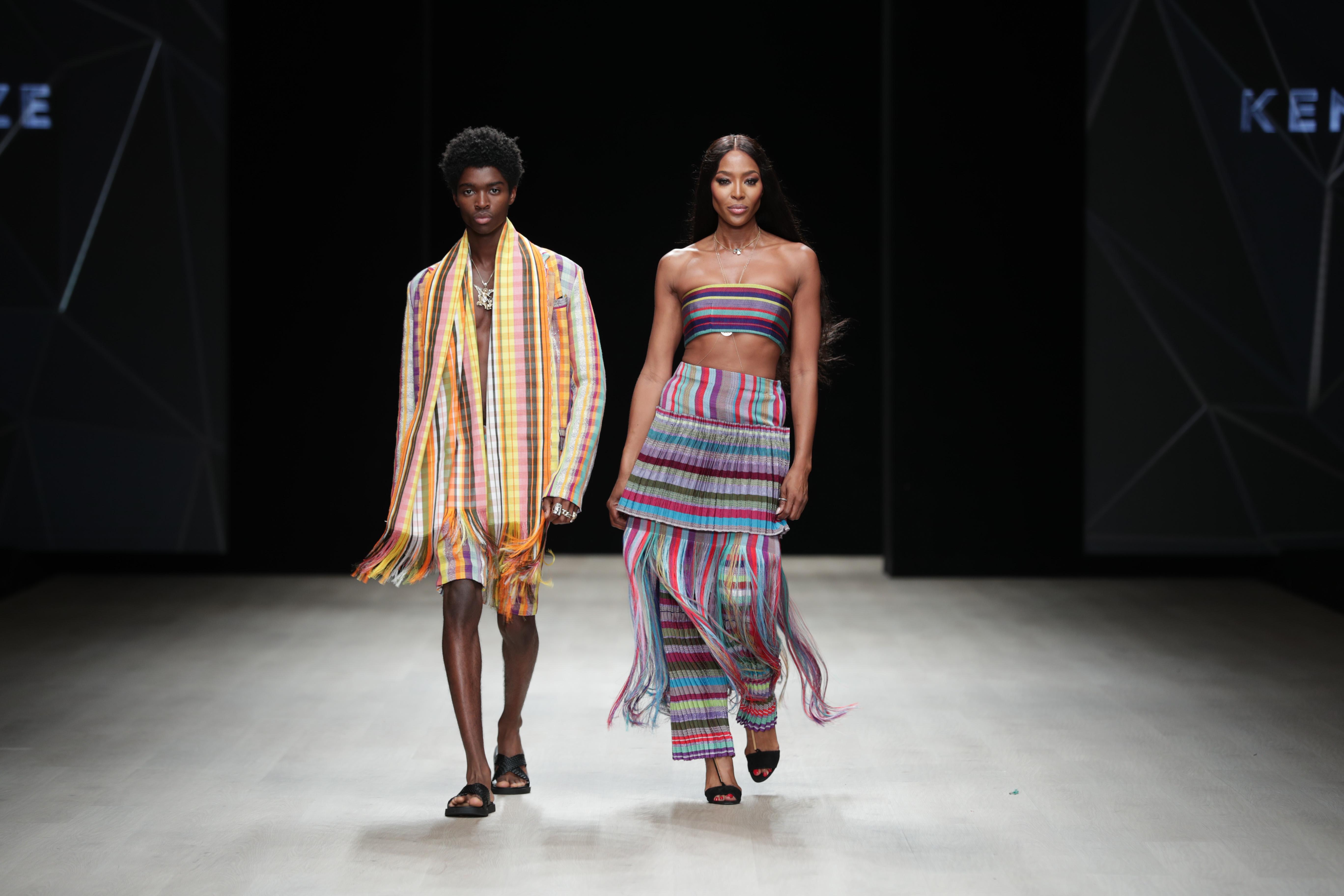 ARISE Fashion Week 2019 – Runway Day 2: Kenneth Ize