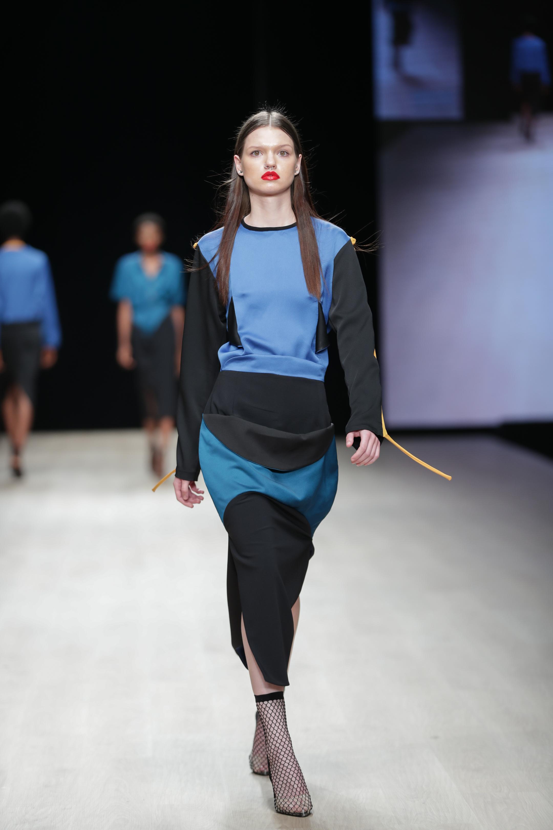 ARISE Fashion Week 2019 – Runway Day 2: Gozel Green