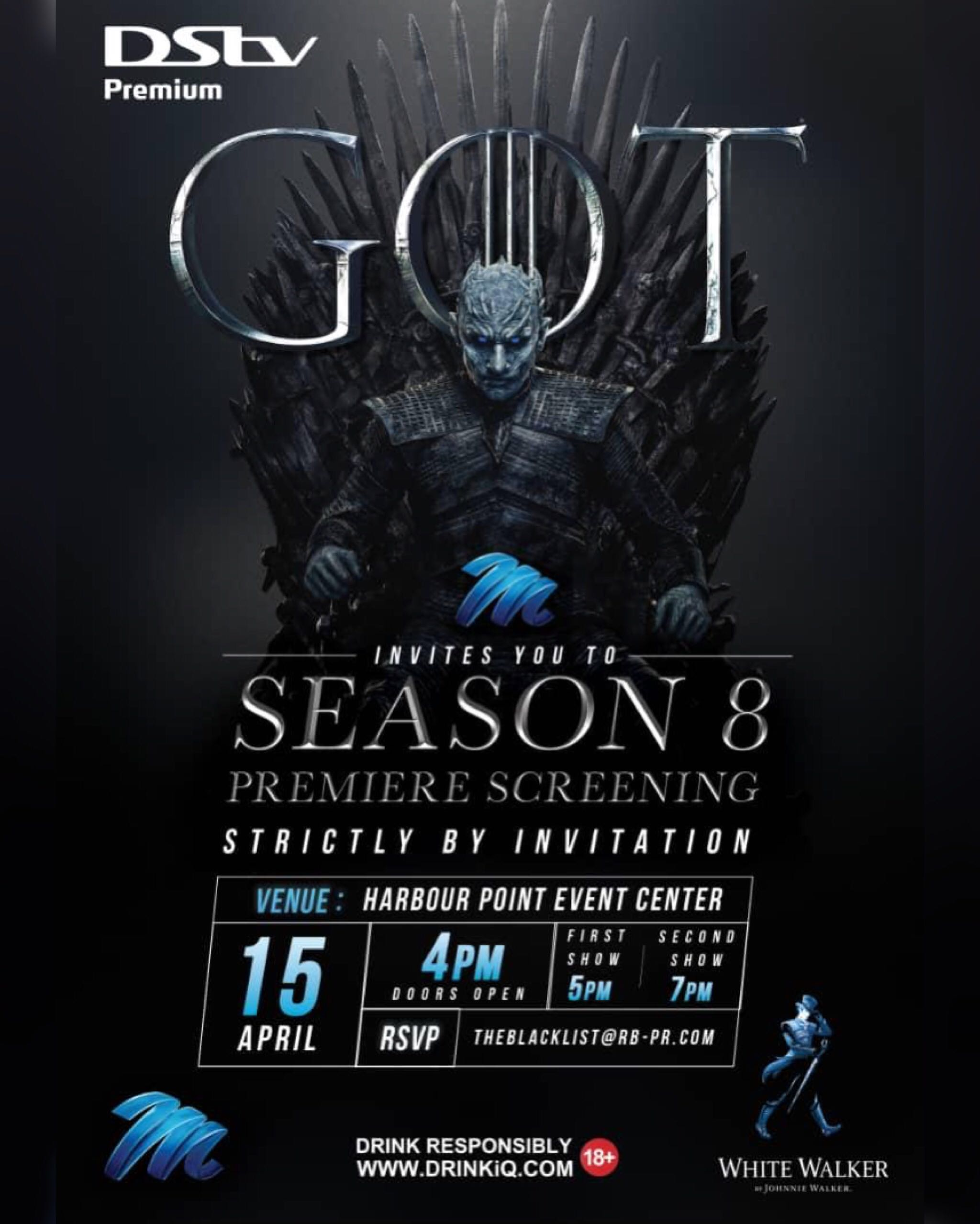 Game of Thrones Premieres
