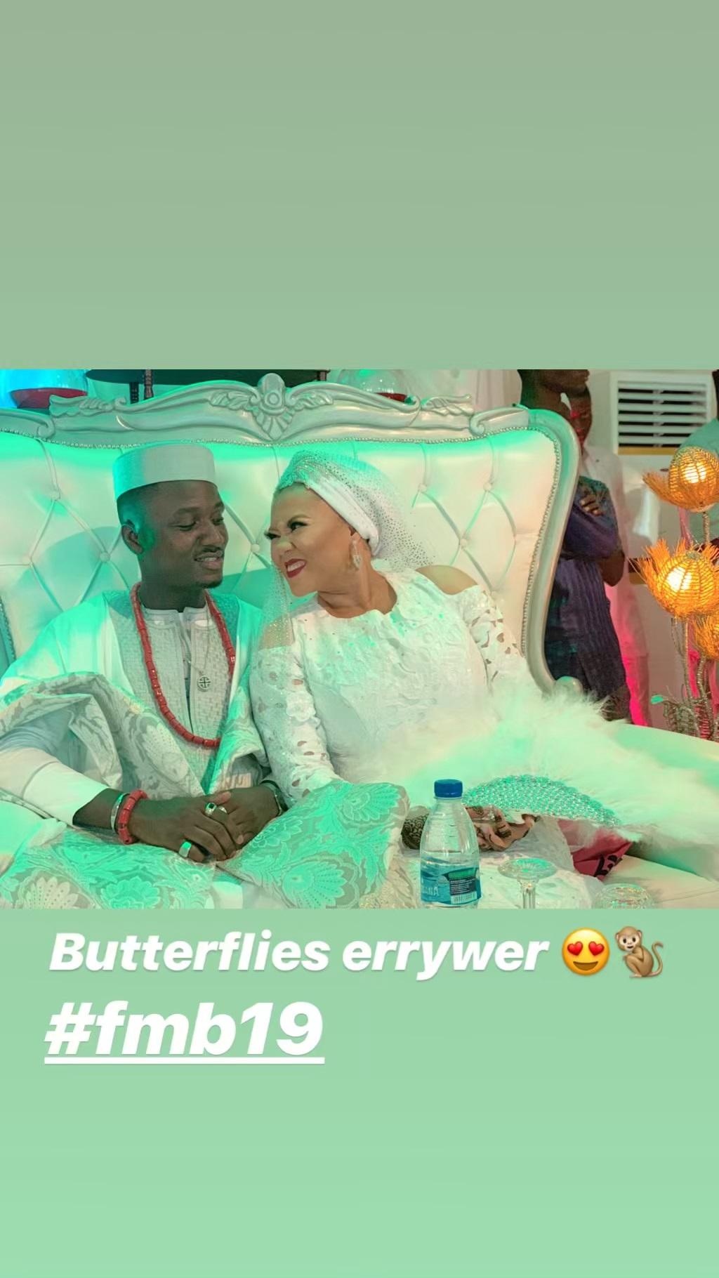 Kraks Media Founder Femi Bakre weds his Hearthrob Mariam | First Photos