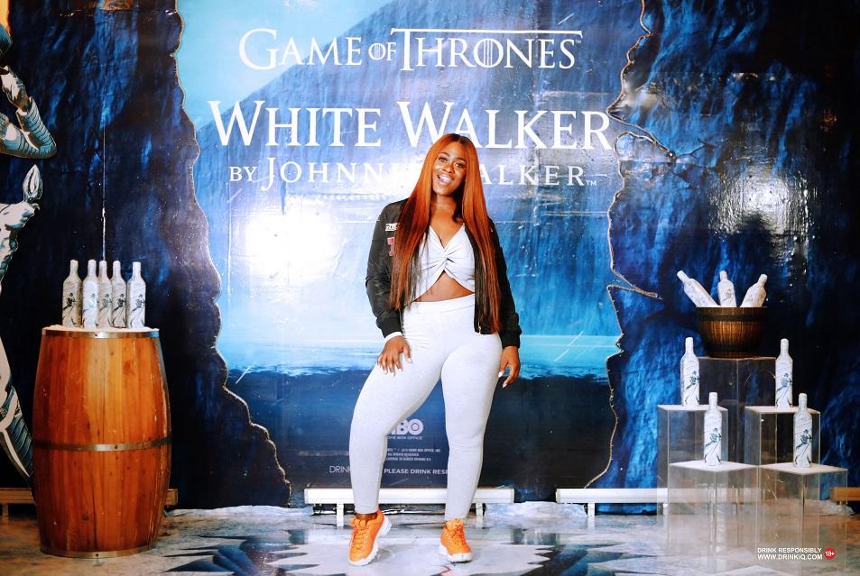 Uriel at GOT screening by White Walker