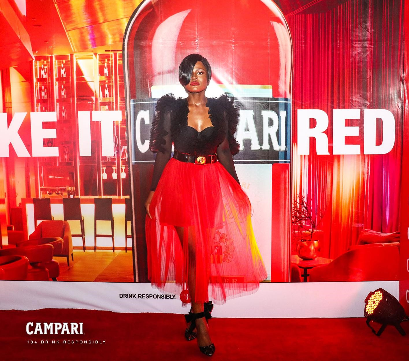 #BBNaija's Teddy A & Alex Join 2Baba as Brand Influencers of Campari