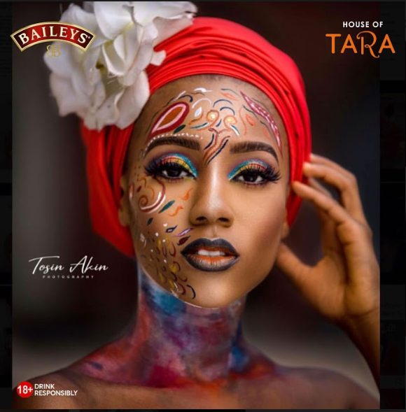 Baileys Delight x House of Tara MakeUp Challenge