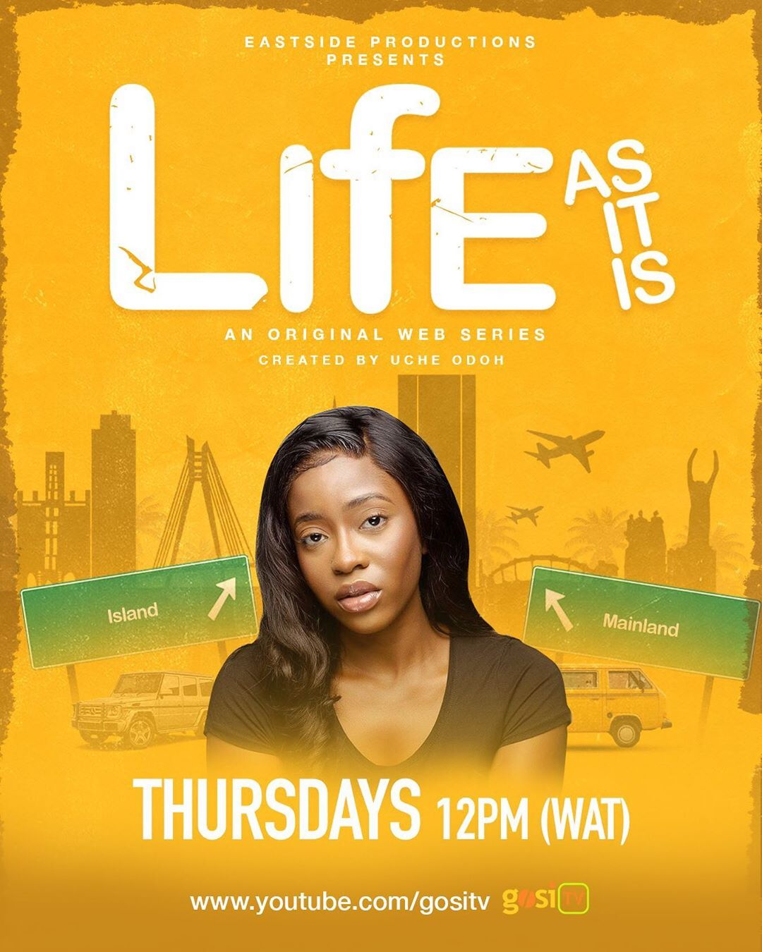 Life As It Is - Web Series