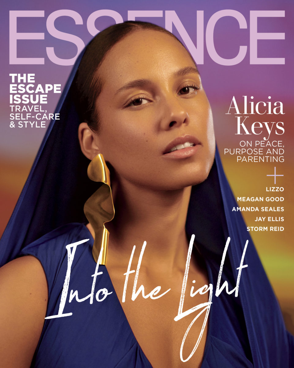Alicia Keys Talks New Music, Upcoming Autobiography as She Covers Essence's Latest Issue