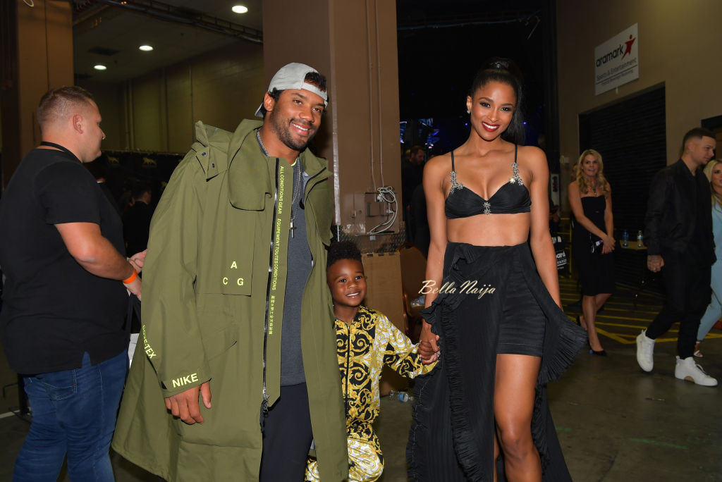 Ciaras Son Future Zahir Wilburn: Ciara Had The Cutest Date For The 2019 Billboard Music
