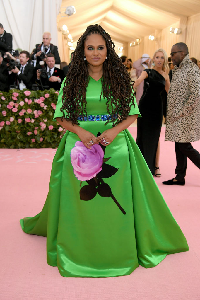 Image result for eva duvernay  met gala 2019
