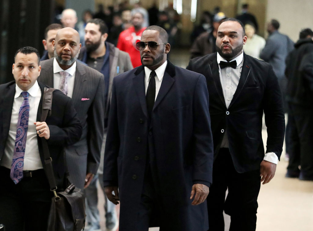 Woman who Posted $100k Bail for R. Kelly says She wants her Money Back