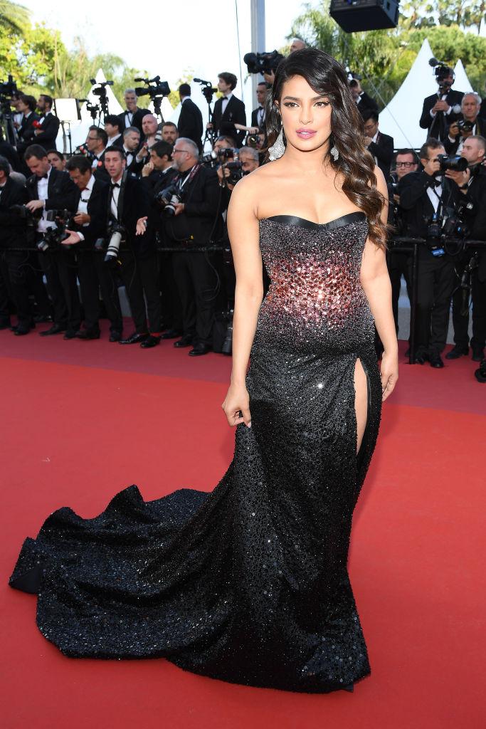 MRS JONAS! Priyanka Chopra shines at 2019 Cannes Film Festival Debut  jaiyeorie