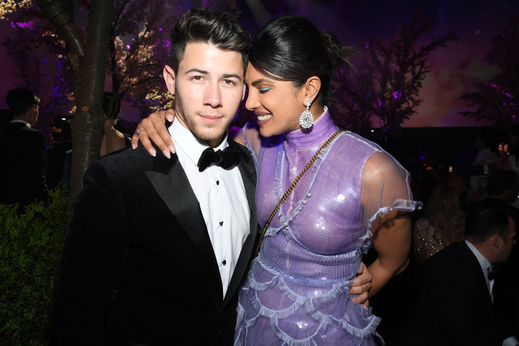 Priyanka Chopra and Nick Jonas brought their Love to the 2019 Cannes Film Festival Red Carpet