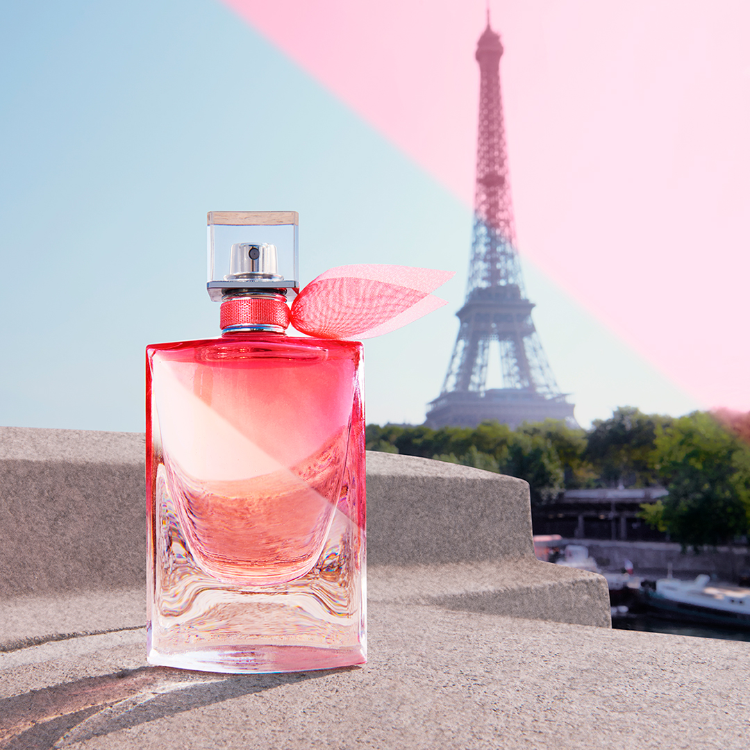 Lancôme Paris to Reveal its new Eau de Toilette: La Vie est Belle En Rose in Lagos!