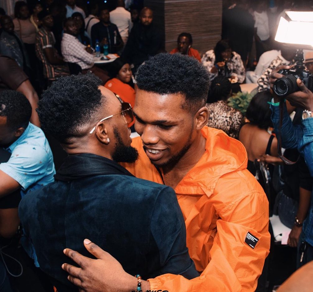 """Patoranking Wilmer Album Listening BellaNaija 1 - Photos: How all the """"who's who"""" of Nigerian music industry turned up for Patoranking yesterday"""