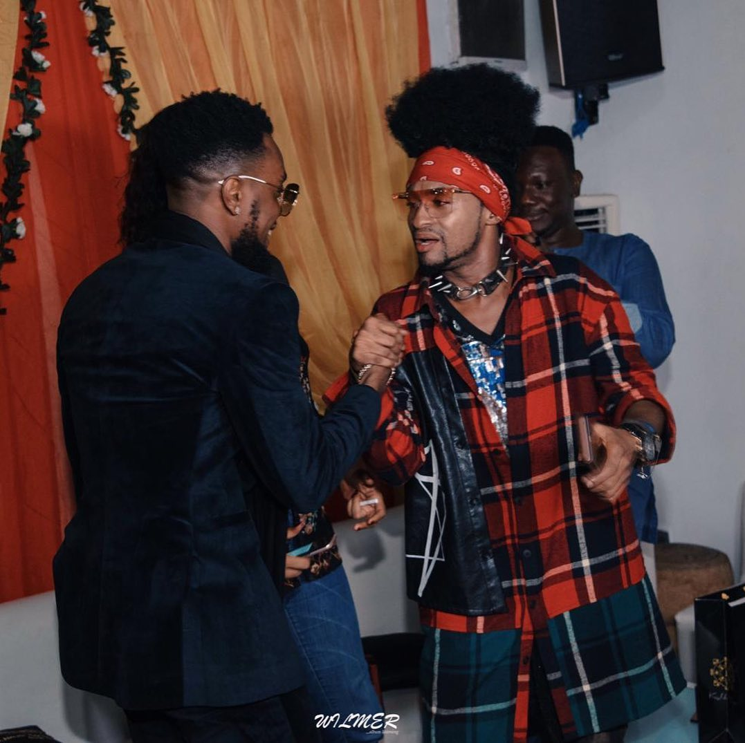 """Patoranking Wilmer Album Listening BellaNaija 11 - Photos: How all the """"who's who"""" of Nigerian music industry turned up for Patoranking yesterday"""