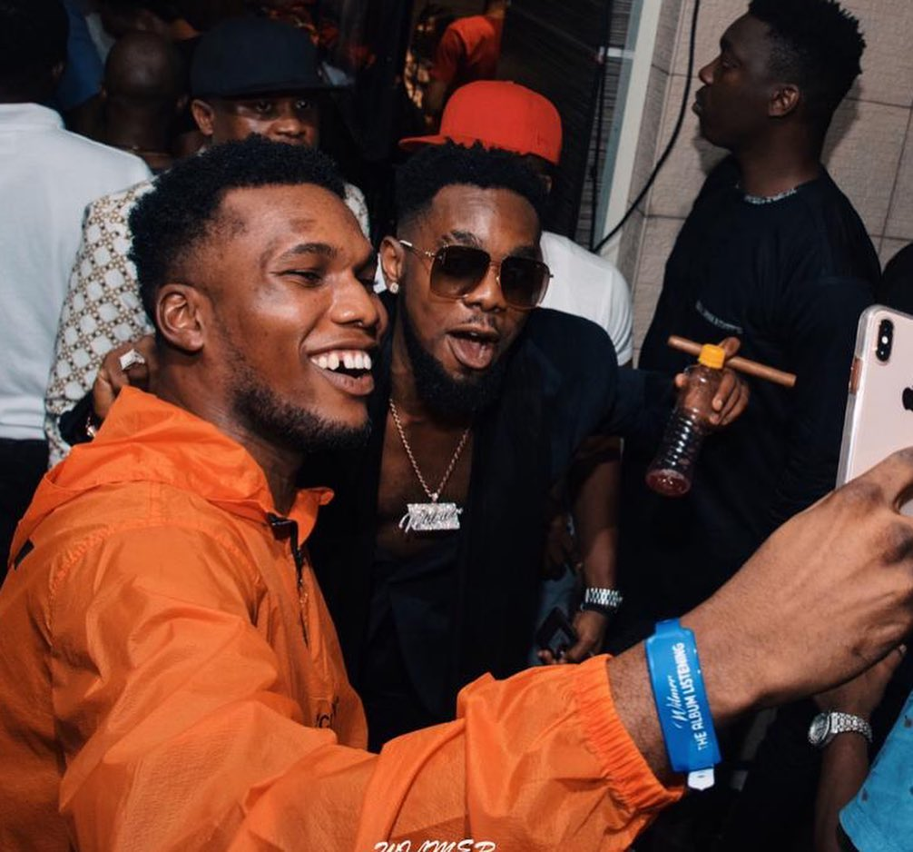 """Patoranking Wilmer Album Listening BellaNaija 12 - Photos: How all the """"who's who"""" of Nigerian music industry turned up for Patoranking yesterday"""