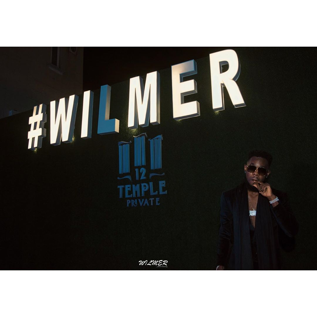 """Patoranking Wilmer Album Listening BellaNaija 13 - Photos: How all the """"who's who"""" of Nigerian music industry turned up for Patoranking yesterday"""