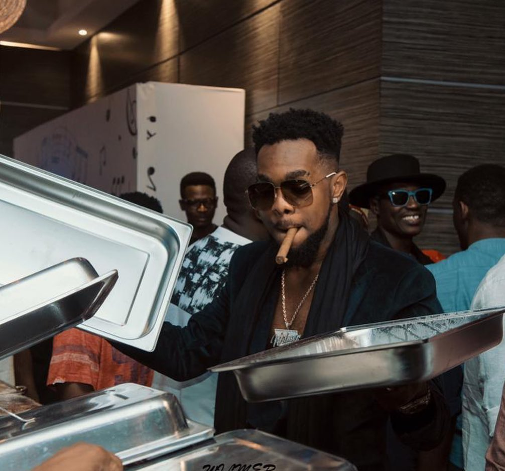 """Patoranking Wilmer Album Listening BellaNaija 14 - Photos: How all the """"who's who"""" of Nigerian music industry turned up for Patoranking yesterday"""