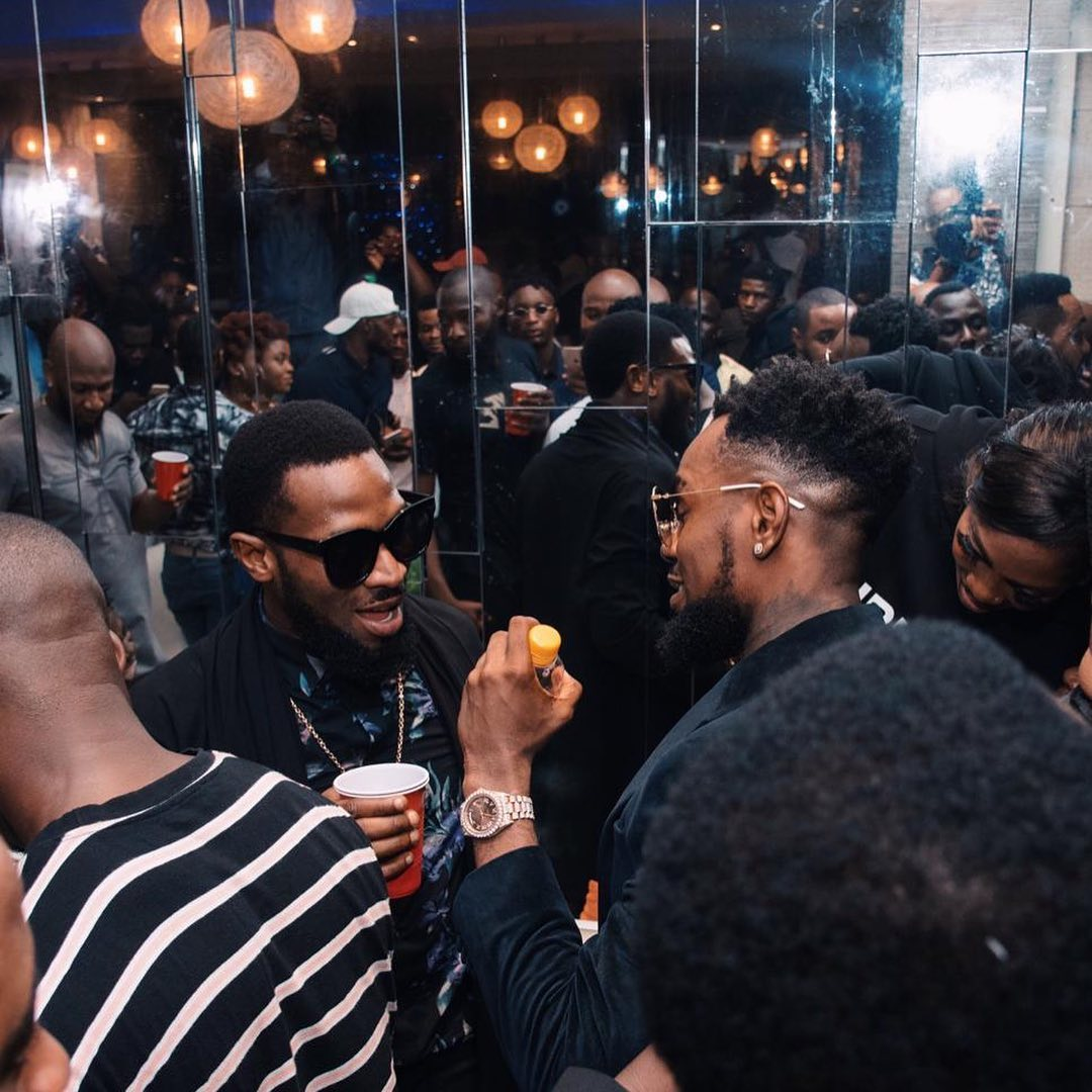 """Patoranking Wilmer Album Listening BellaNaija 16 - Photos: How all the """"who's who"""" of Nigerian music industry turned up for Patoranking yesterday"""