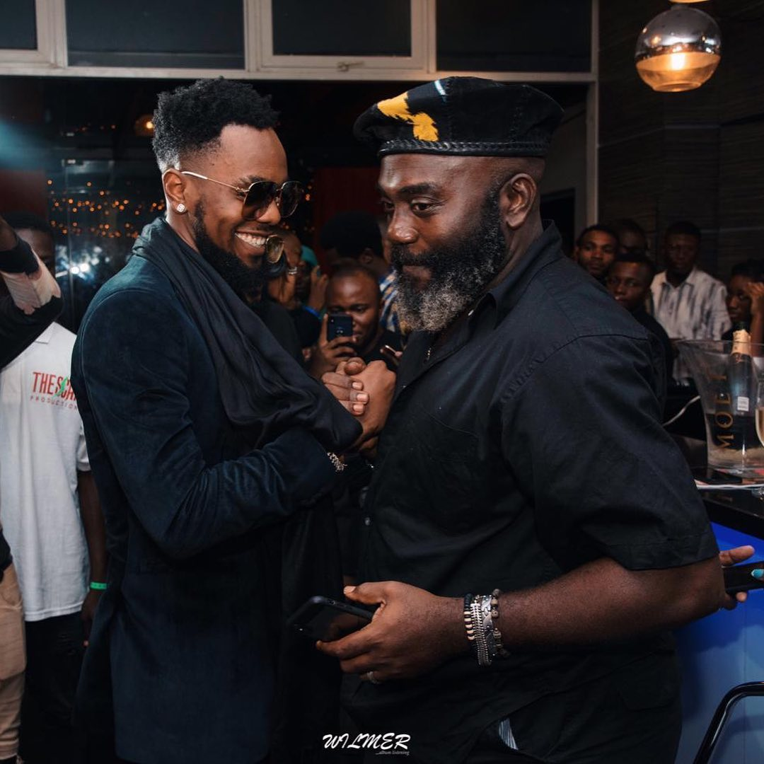 """Patoranking Wilmer Album Listening BellaNaija 18 - Photos: How all the """"who's who"""" of Nigerian music industry turned up for Patoranking yesterday"""
